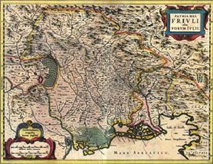 Cartina Fisica Del Friuli Venezia Giulia.Itineraria Artisti In Viaggio Presenze Foreste In Friuli Venezia Giulia